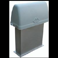 Hopperjet Dust Collector