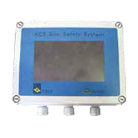 SC-Touch / SC-Hub Control Panel Silo Safety System