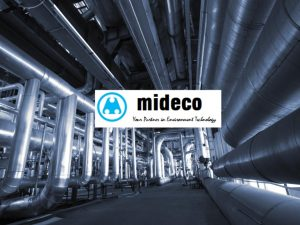 Mideco Dust Collector